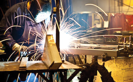 Full Range of Steel and Aluminum Fabrication